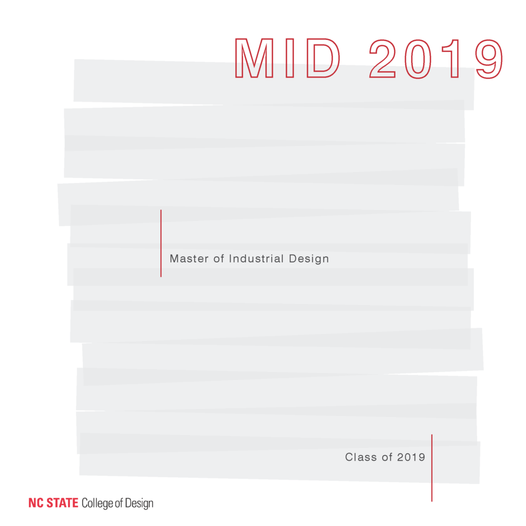 MID Class of 2019 Research Projects Booklet