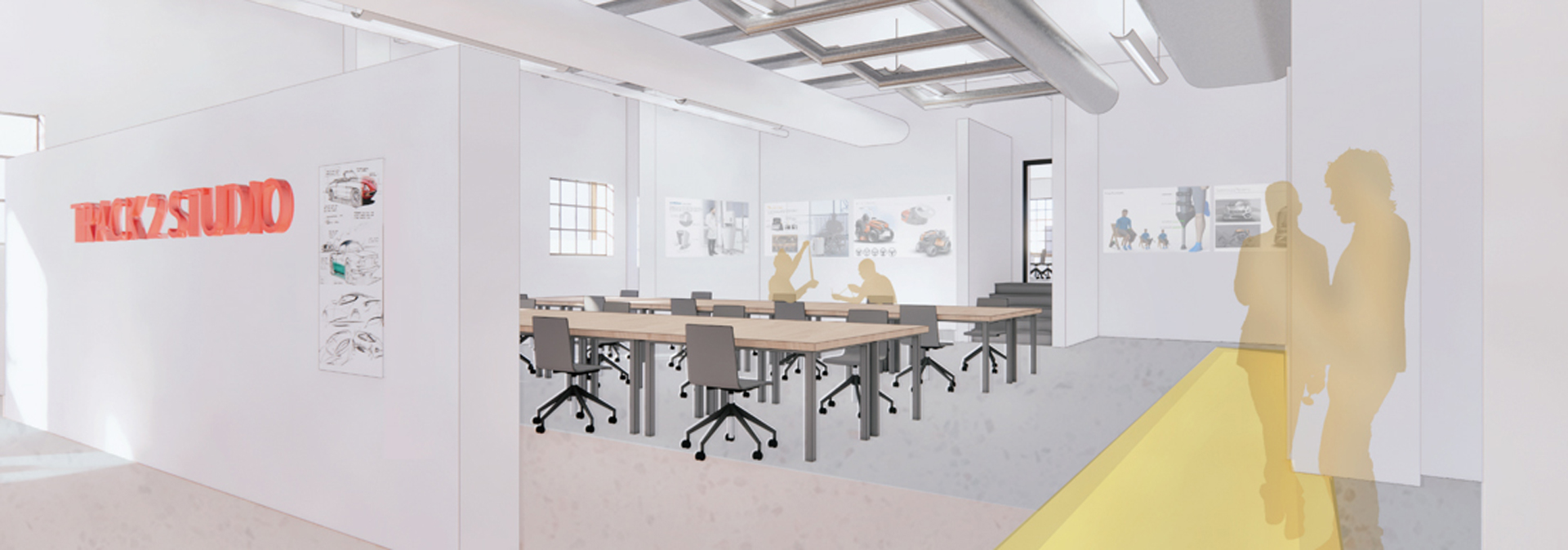 Finally, a Home: Industrial Design Program to Get Dedicated Space