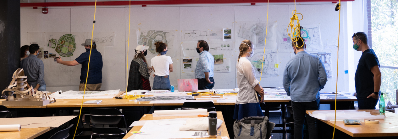The CIP Code of the NC State University Landscape Architecture and Environmental Planning program is officially changed. We now offer a STEM designated MLA degree! This will allow our international graduates to engage in Optional Practical Training (OPT) in the US for up to three years.