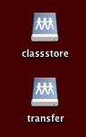 Volumes on Desktop