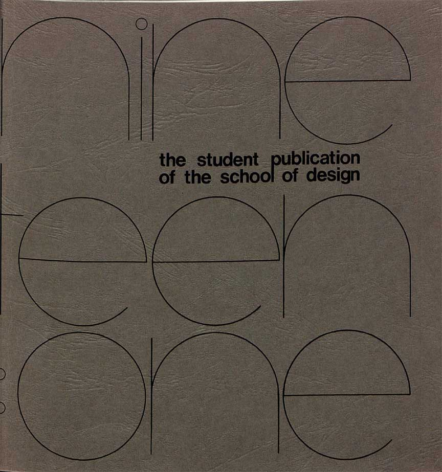 Volume 19: Projects (no.1) and (no.2) (1970)