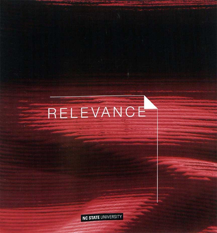 Volume 31: Relevance (2005)