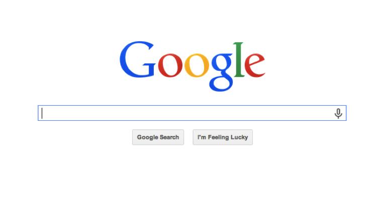 Google search, 2014.