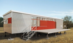 Bryan Bell and Design Corp's housing for migrant farmworkers (2007).