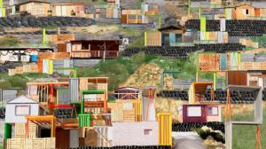 Cruz's design plan for the neighboring communities of the Tijuana-San Diego border.